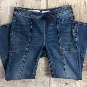 Pilcro and the letter press crop jeans